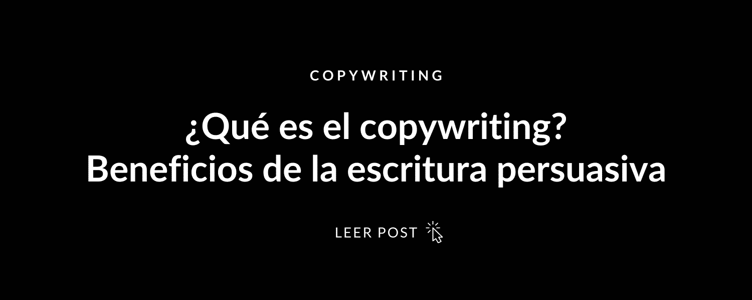 copywriting que es y beneficios